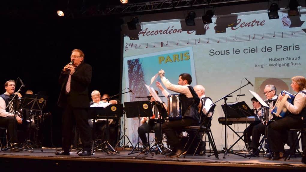 Concert Saint-Avertin Décembre 2017